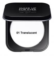 MAKE UP FOR EVER matinė kompaktinė pudra makiažo užbaigimui HD Pressed Powder, 2 g ir 6,5 g