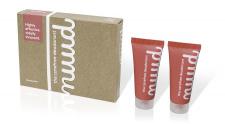 NUUD dezodorantas 100% natūralus ir veganinis su mikro sidabru, 2 x 20 ml