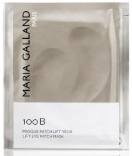 MARIA GALLAND 100B Paakių kaukė - kompresas su obuolių kamieninių ląstelių ekstraktu, 1 vnt