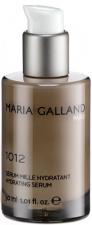 MARIA GALLAND 1012 ,,Mille'' drėkinantis serumas su bio mineralais, mikrodumblių ekstraktu, svalenu, taukmedžio sviestu, 30 ml