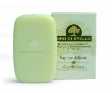 "Muilas ""Gentle soap"" ORO DI SPELLO, 100 g"