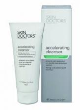 SKIN DOCTORS veido odos valiklis (odos paruošimui prieš makiažą) ACCELERATING Cleanser, 100  ML