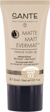 SANTE Matinis makiažo pagrindas Matte Matt EvermatTM  Mineral Make up, 30 g