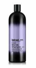 Label.m šviesių plaukų šampūnas Cool Blonde, 1000 ml
