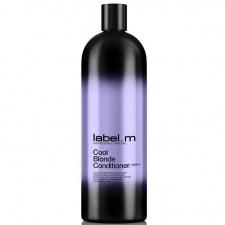 Label.m šviesių plaukų kondicionierius Cool Blonde, 1000 ml