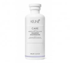 Šampūnas, didinantis plaukų apimtį ABSOLUTE VOLUME KEUNE CARE, 300 ml
