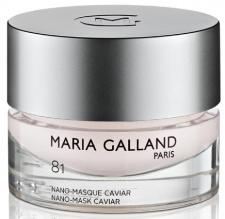 MARIA GALLAND 81 Nano kaukė su ikrų ekstraktu sausai odai, 50 ml
