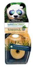 WooBamboo dantų siūlas biologiškai skaidus 37 m, 1 vnt