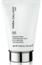 MARIA GALLAND 95 Priešraukšlinė gaivinanti paakių kaukė su simondsijų aliejumi ir kofeinu, 30 ml