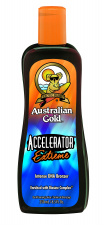 AUSTRALIAN GOLD soliariumo kremas ACCELERATOR EXTREME Intense DHA Bronzer, 250 mll