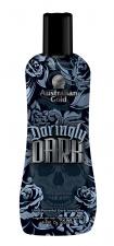 AUSTRALIAN GOLD kremas deginimuisi soliariume Daringly Dark™, 250 ml