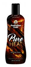 AUSTRALIAN GOLD soliariumo kremas PURE HEAT, 250 ml