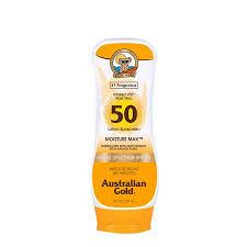 AUSTRALIAN GOLD apsauginis pienelis nuo saulės (tepamas) spf 50, 237 ml