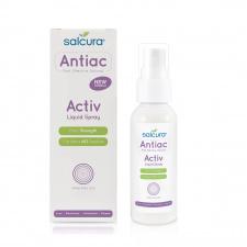 Efektyvi purškiama priemonė nuo spuogų Salcura Antiac Activ, 100 ml
