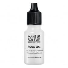 MAKE UP FOR EVER Vandeniui atsparus akių makiažo fiksatorius AQUA SEAL Waterproof Liquid Converter, 12 ml ir 75 ml