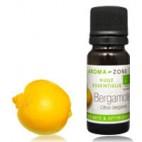 Bergamočių eterinis aliejus EKO (fototoksiškų), 10 ml