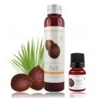 Lanksčiosios mauritijos Buriti vaisių aliejus, 30 ml