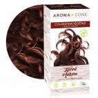 Augaliniai CHNA plaukų dažai KAŠTONAS , 200 g (padalinta 4 x 50 g.)