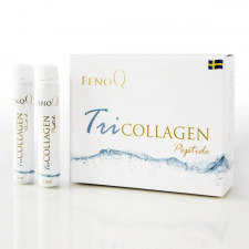 Kalogenas FenoQ Tri-Collagen Peptide (geriamas), 14 x 25 ml