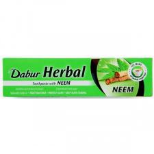 DABUR vaistažolinė dantų pasta NEEM, 100 ml