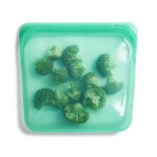 Stasher daugkartinio naudojimo silikoninis sumuštinių maišelis  JADE, 1 vnt