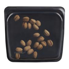 Stasher daugkartinio naudojimo silikoninis sumuštinių maišelis  Obsidian, 1 vnt