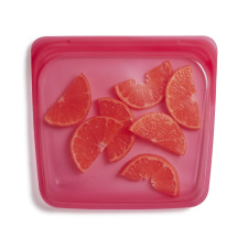 Stasher daugkartinio naudojimo silikoninis sumuštinių maišelis  AVIETĖ, 1 vnt