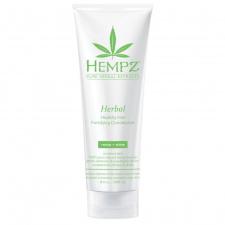 HEMPZ  plaukus stiprinantis kondicionierius HERBAL Healthy Hair Fortifying Conditioner, 265 ml