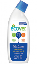 ECOVER tualeto valiklis Sea Breeze & Sage, 750 ml