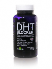 ECURI Cosmetics Maisto papildas plaukų augimui DHT BLOCKER 1, 60 kaps.