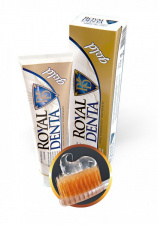 ROYAL DENTA dantų pasta su auksu Gold, 130 g