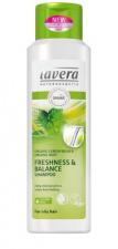 LAVERA Šampūnas su melisa ir mėta, 250 ml
