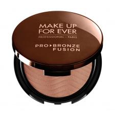 MAKE UP FOR EVER bronzinė saulės pudra Pro Bronze Fusion, pasirinkimui 6 atspalviai, 11 g