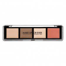 MAKE UP FOR EVER modeliavimo paletė PRO SCULPTING PALETTE 4-in-1 Face Contouring Palette, pasirinkimui 4 variantai, 10g