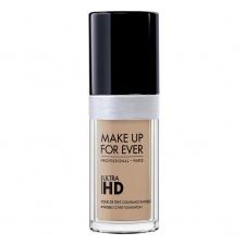 MAKE UP FOOR EVER makiažo pagrindas  ULTRA HD, 30 ml (15 atspalvių)