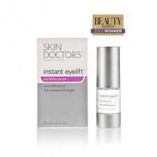 SKIN DOCTORS stangrinamasis paakių serumas su odos patempimo efektu Instant Eyelift, 10 ml