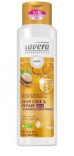 LAVERA šampūnas-kondicionierius su migdolais ir makadamijos riešutų aliejumi, 250ml