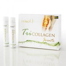 Kalogenas sąnariams FenoQ Tricollagen Joints, 14 buteliukų po 25 ml