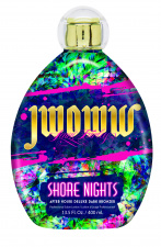 AUSTRALIAN GOLD kremas deginimuisi soliariume JWOWW Shore Nights™ After Hours Deluxe Dark Bronzer, 400 ml