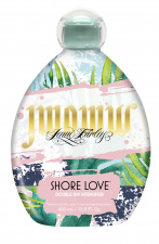 AUSTRALIAN GOLD kremas deginimuisi soliariume Jwoww Shore Love™, 400 ml