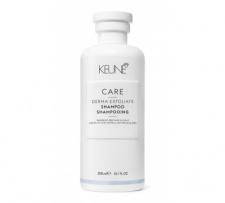 KEUNE CARE šampūnas nuo pleiskanų atsiradimo DERMA EXFOLIATE, 300 ml