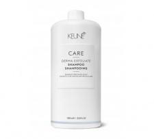 KEUNE CARE šampūnas nuo pleiskanų atsiradimo DERMA EXFOLIATE, 1000 ml