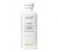 Šampūnas sausiems, pažeistiems plaukams VITAL NUTRITION KEUNE CARE, 300 ml