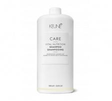 Šampūnas sausiems, pažeistiems plaukams VITAL NUTRITION KEUNE CARE, 1000 ml