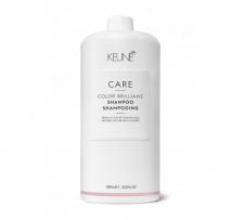 Šampūnas plaukų spalvos apsaugai COLOR BRILLIANZ KEUNE CARE, 1000 ml