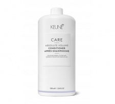 Kondicionierius, didinantis plaukų apimtį ABSOLUTE VOLUME KEUNE CARE, 1000 ml