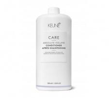 Kondicionierius, didinantis plaukų apimtį ABSOLUTE VOLUME KEUNE CARE, 1000 ml