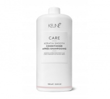 Kondicionierius su keratinu KERATIN SMOOTH KEUNE CARE, 1000 ml