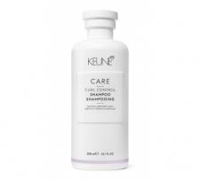 KEUNE CARE šampūnas minkštoms ir paklusnioms garbanoms GARBANOMS CURL CONTROL, 300 ml