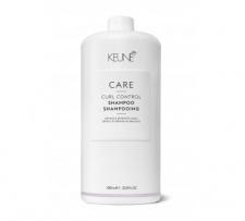 KEUNE CARE šampūnas minkštoms ir paklusnioms garbanoms GARBANOMS CURL CONTROL, 1000 ml